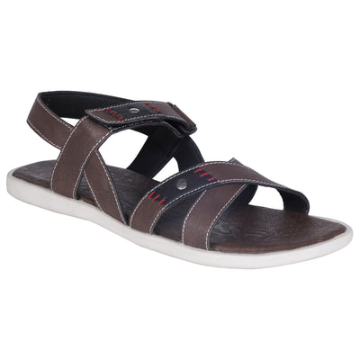 Kraasa 10005 Coffee Sandal