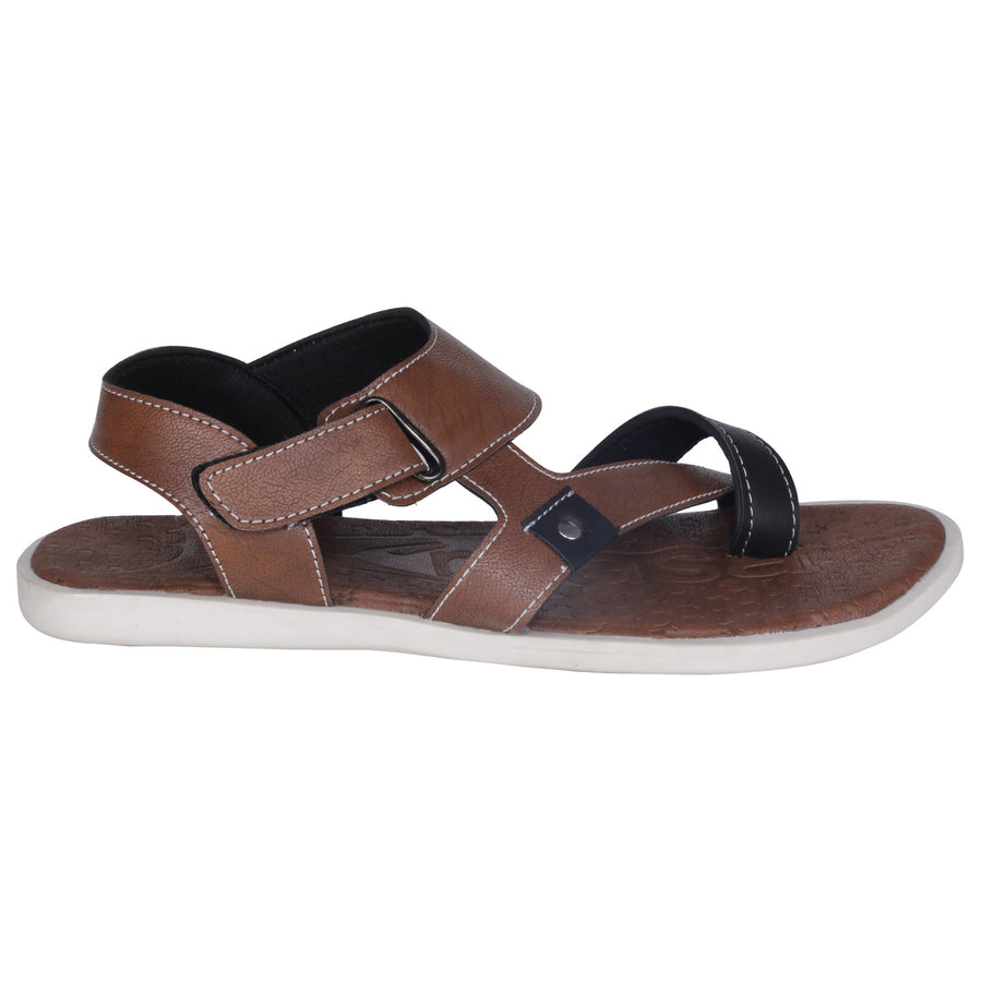 Kraasa 10004 Brown Sandal