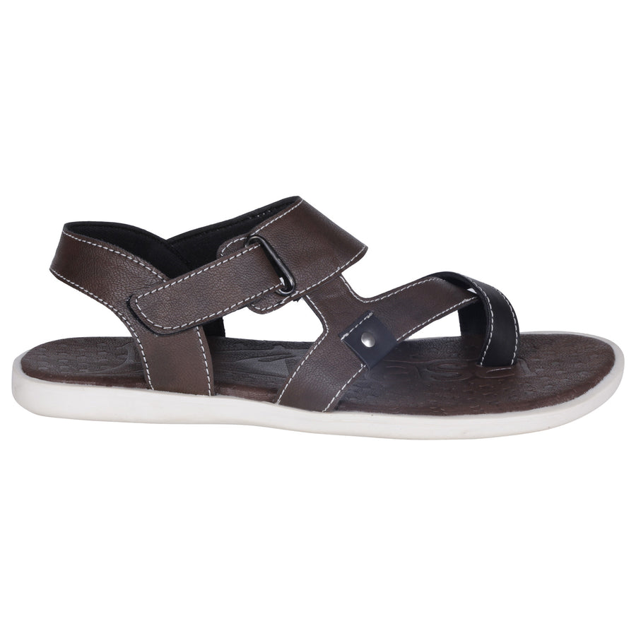 Kraasa 10004 Coffee Sandal
