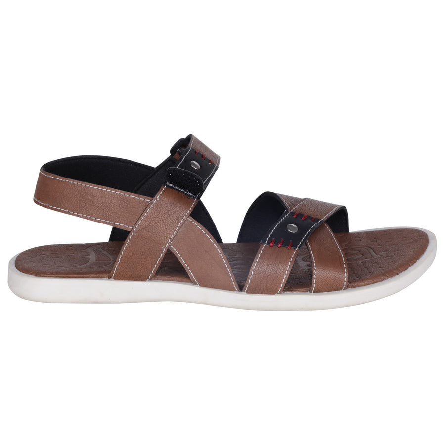 Kraasa 10005 Brown Sandal