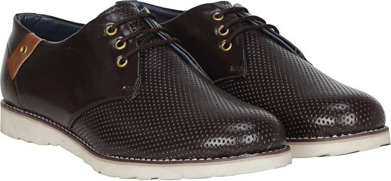 Kraasa Show Casuals For Men (Brown)