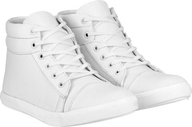 Kraasa Passion Sneakers For Men (White)