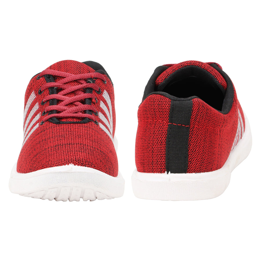 Shoe Daddy Jogger Running Shoes For Men (Red)