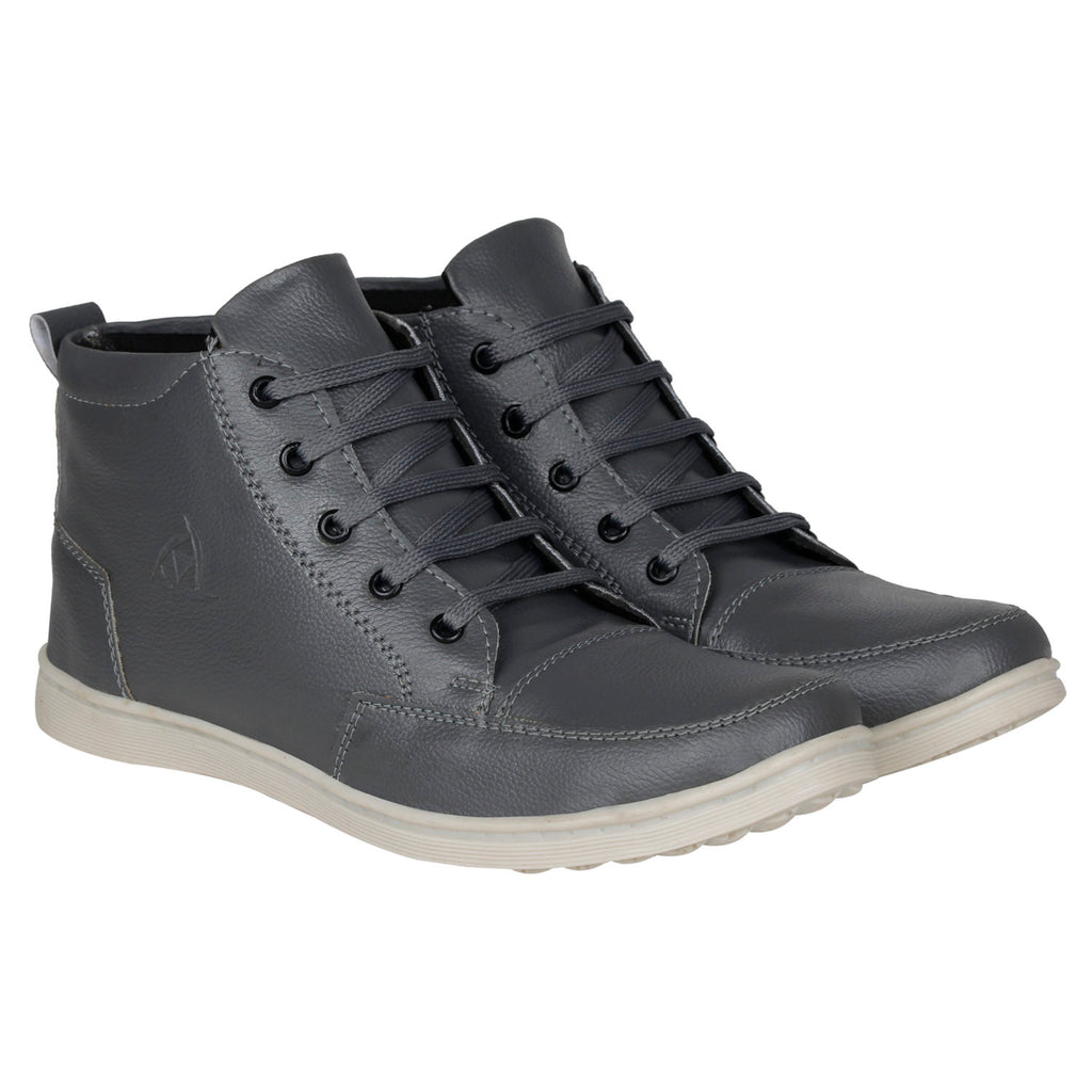 Kraasa 850  Grey Casual Sneakers for Men