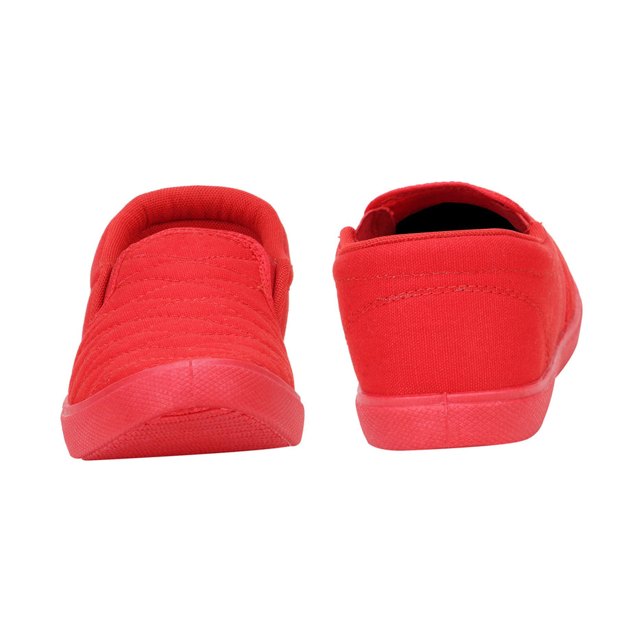 Shoe Daddy Loafers For Men (Red)