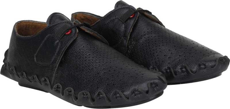 Kraasa Vista Casuals For Men (Black)