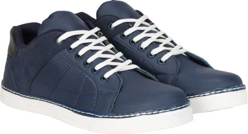 Kraasa Chicky Sneakers For Men (Blue)