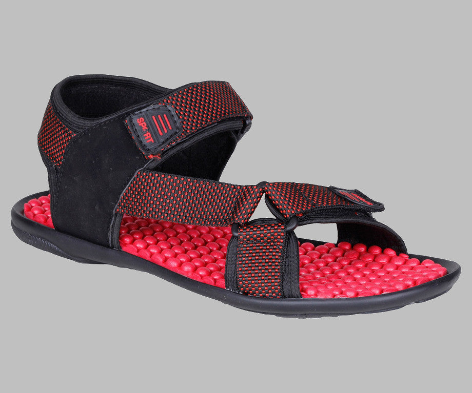 Kraasa Sandals (Red) - TheKraasa