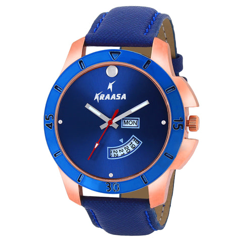 Kraasa KW2001 Hybrid Watch  - For Men ()
