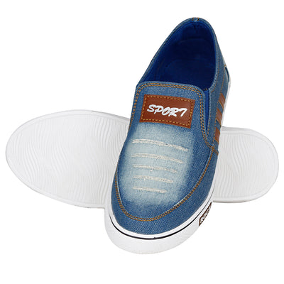 Kraasa 0999  Sky Casual Slip On Sneakers