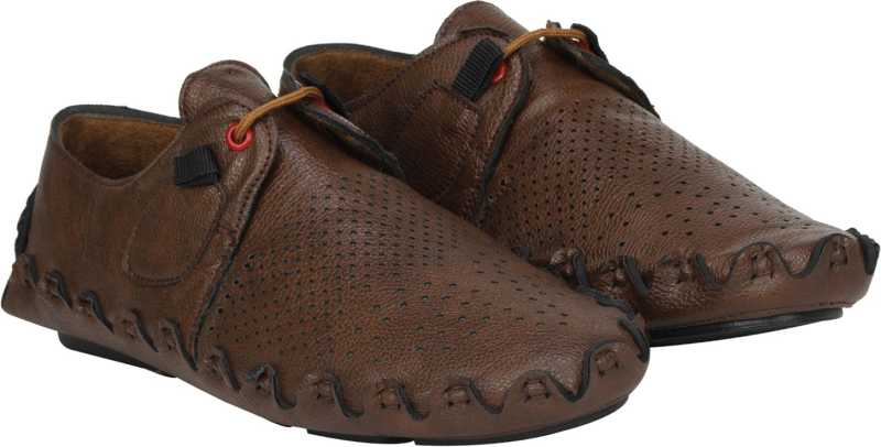Kraasa Vista Casuals For Men (Brown)