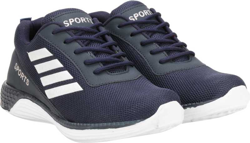 Kraasa Running Shoes For Men (Navy)