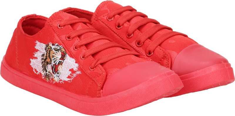 Kreuzer Sneakers For Men (Red)