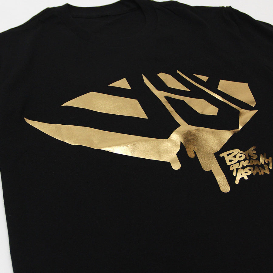 BgA Unisex Shirt - LIMITED EDITION in GOLD