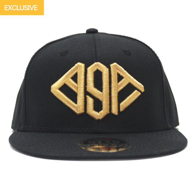 BgA HAT - LIMITED EDITION in GOLD