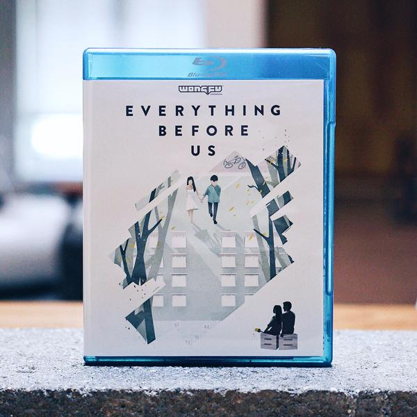 Everything Before Us - Official DVD/Blu-Ray Bundle
