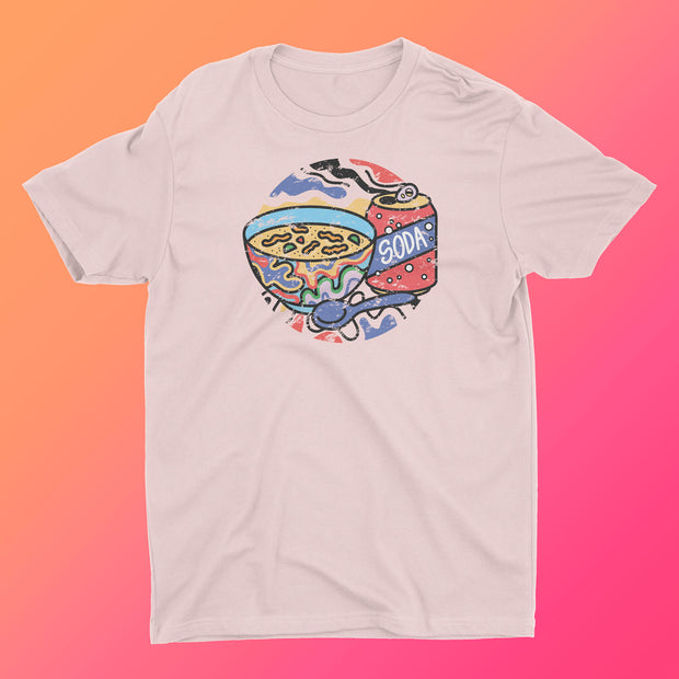 Chicken Noodle Soup Pop Color (UNISEX)