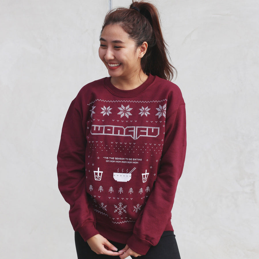 Wong Fu Holiday Sweater (UNISEX)