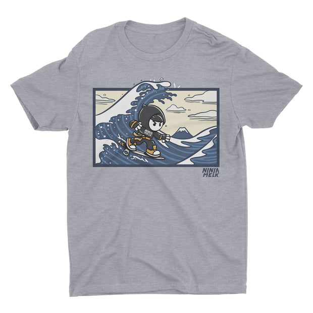 Ninja Melk - Great Wave T-Shirt