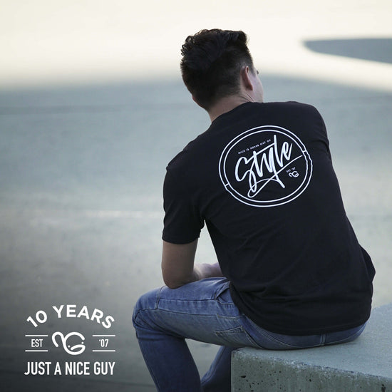 Nice Guy 10th Anniversary Shirt (UNISEX)