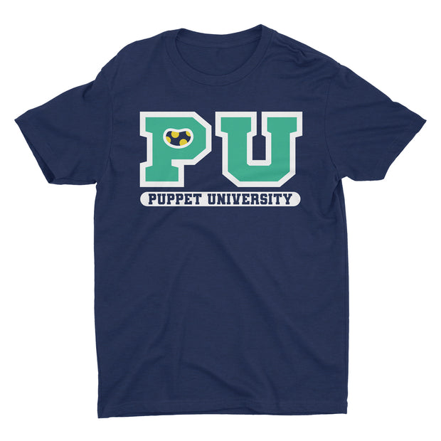 Puppet University - The Classic Tee (UNISEX)