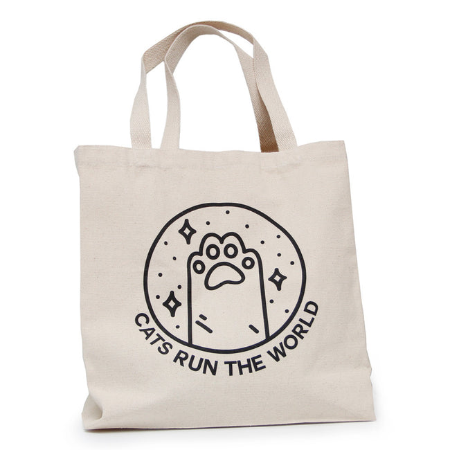 Cats Run The World (Tote bag)