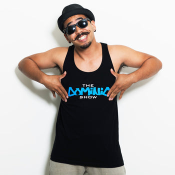 Original The Dominic Show Tank (BLACK/UNISEX)