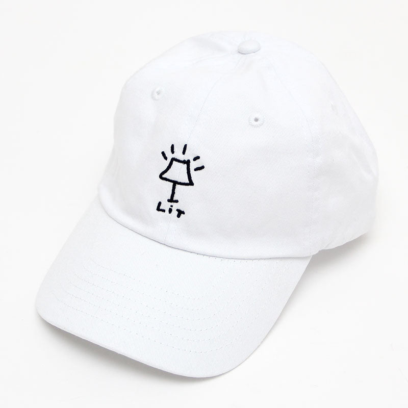 Limited Edition Lit Hat - BACK WHILE SUPPLIES LAST
