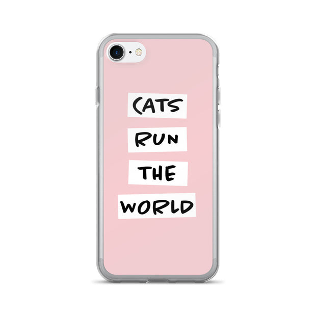 Cats Run The World! (iPhone 7/7 Plus Case)