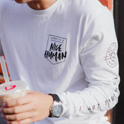 Nice Human Long Sleeve Shirt (UNISEX) - Limited Edition