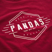 Passive Pandas - Limited Edition Red