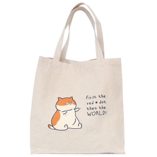 WORLD DOMINATION! (Tote bag)
