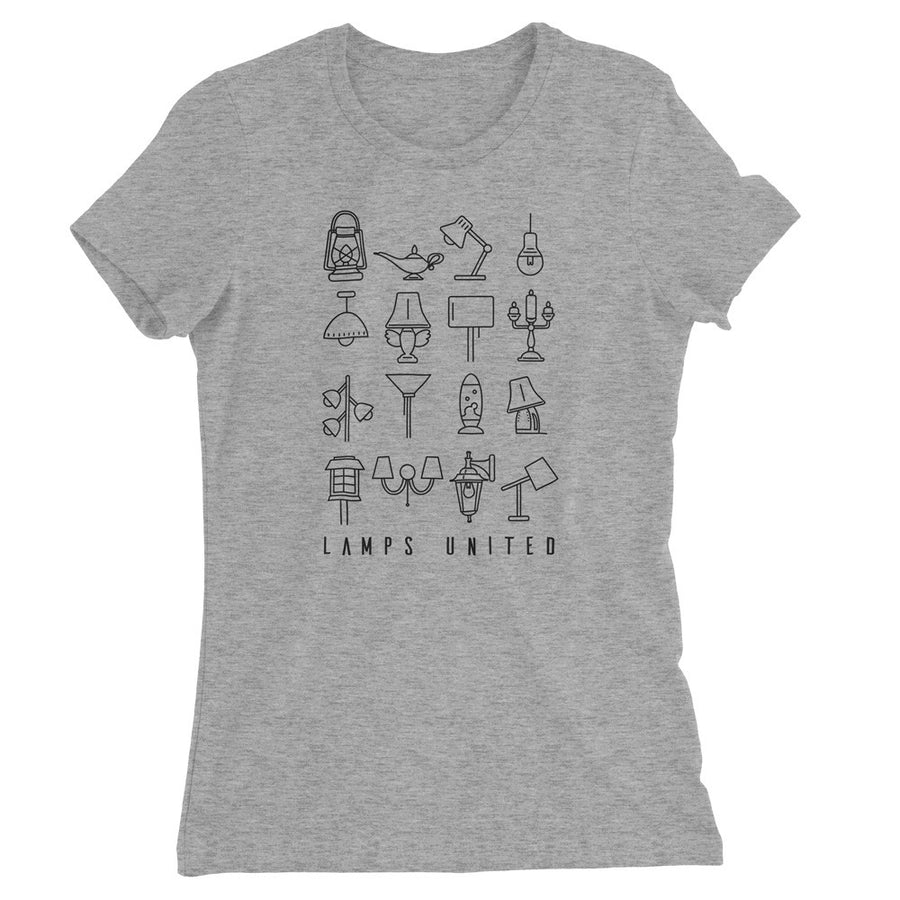 Lamps United (Ladies Fitted)