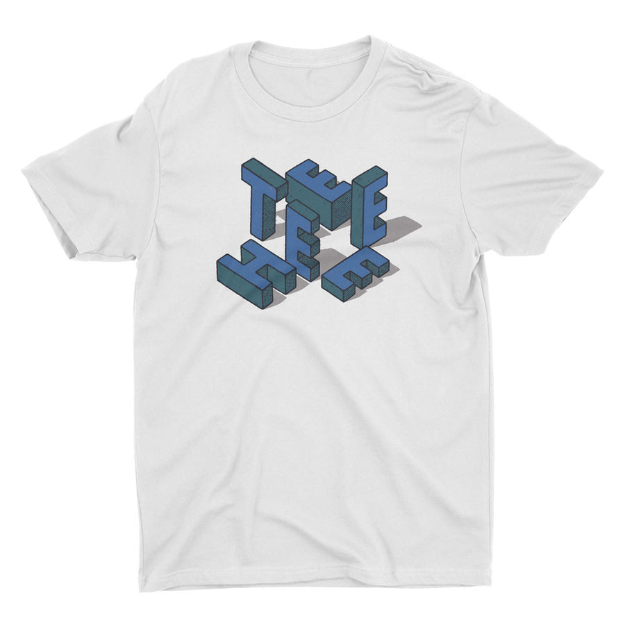 TEEHEE Blue Blocks (GUYS / UNISEX)