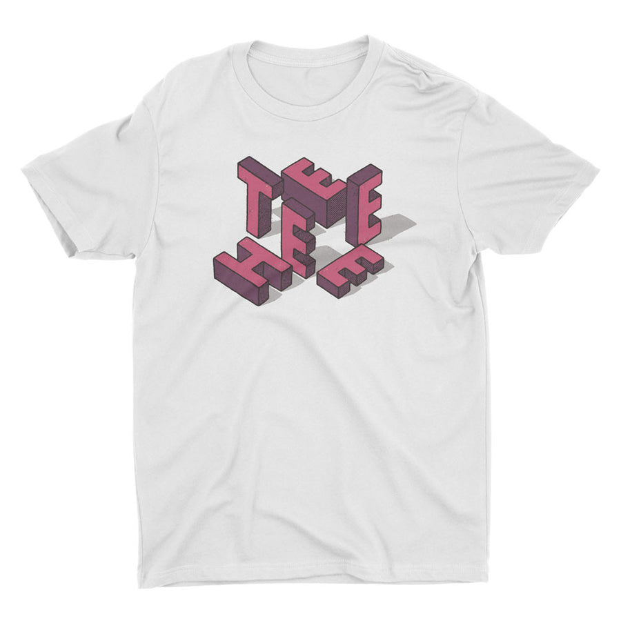 TEEHEE Pink Blocks (GUYS / UNISEX)