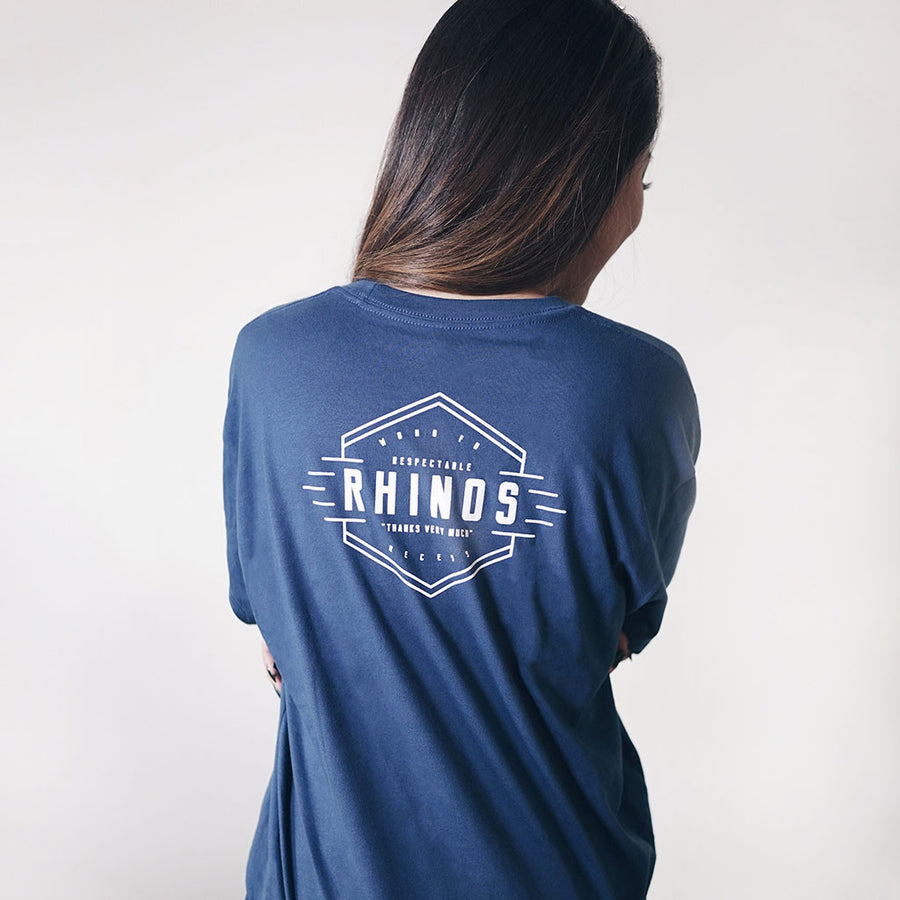 Respectable Rhinos - Limited Edition Blue