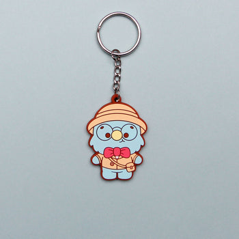 Puppet History The Professor Keychain - Limited Edition