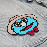 The Professor Patch (IRON ON)