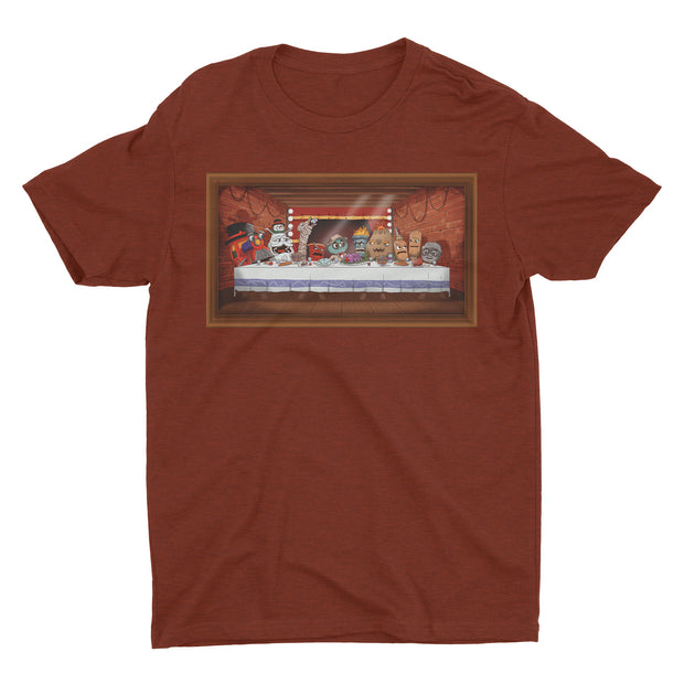 The Last Supper with The Professor Shirt (UNISEX)