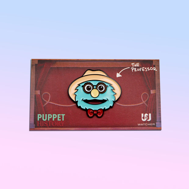 Puppet History Pin