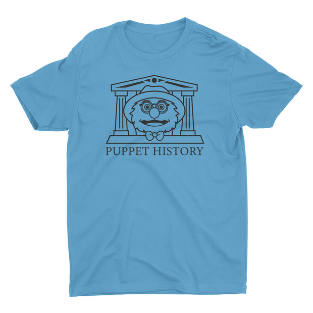 The Professor - Puppet History Shirt (UNISEX)