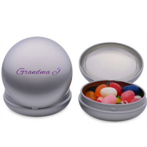 Personalized Clamshell Container