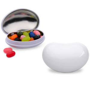 Personalized Jelly Belly Tin