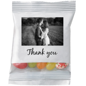 Personalized Candy Bag