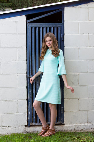 Laura Tween Dress | Mint