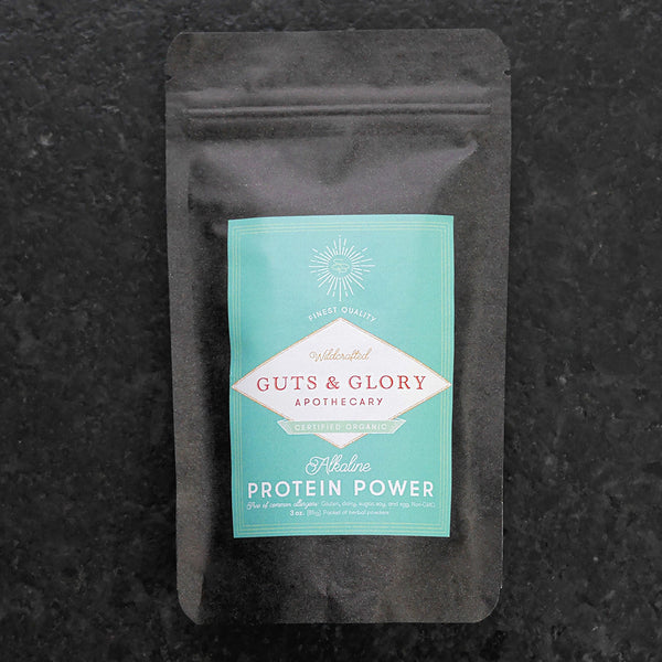 Alkaline Protein POWER powder