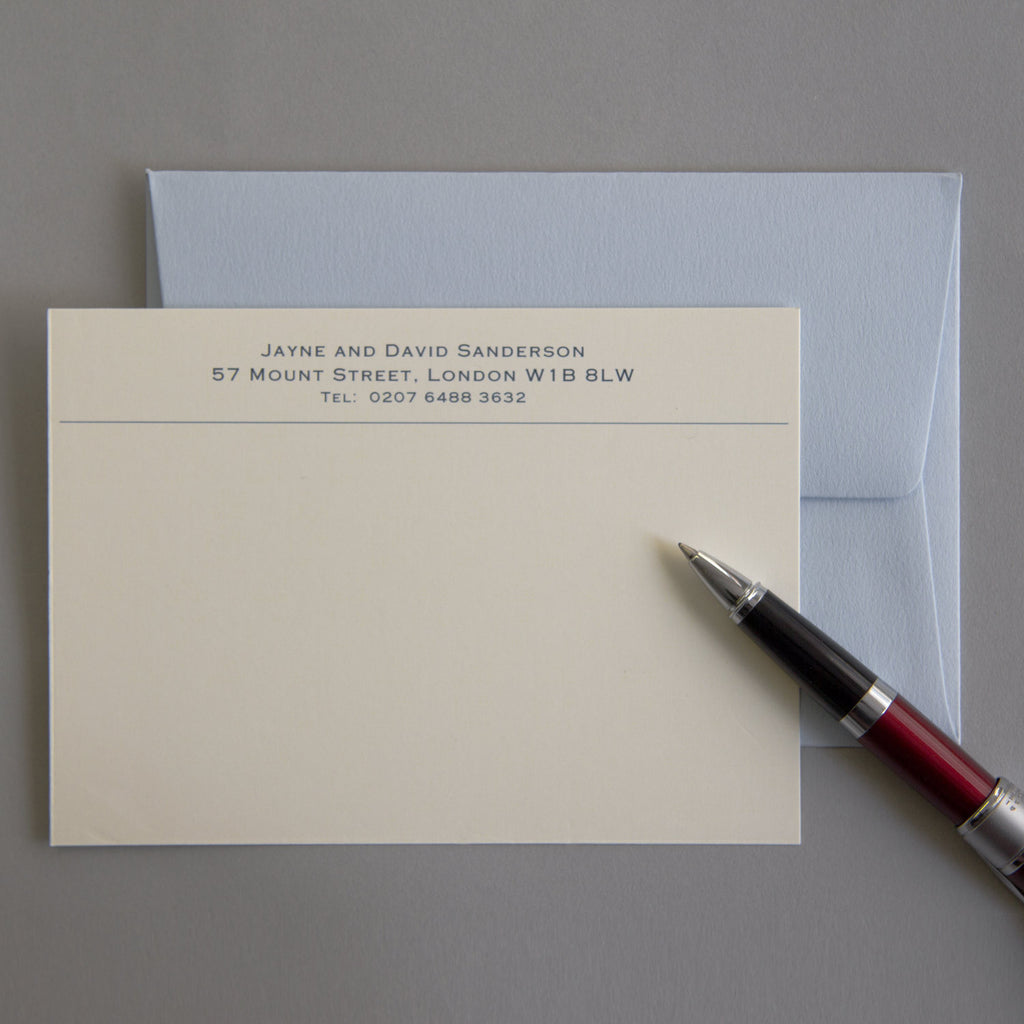 'The Layham' Correspondence Cards