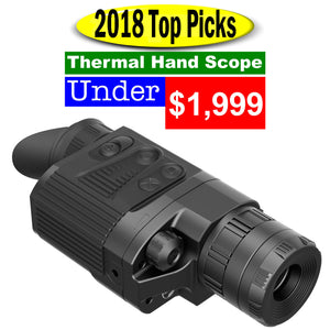 2018 Top Pick. Exportable Thermal Hand Scope under $1,999.