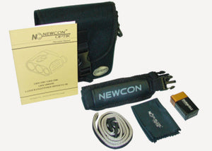 Newcon LRM-1500M Laser Range Finder Monocular, full kit