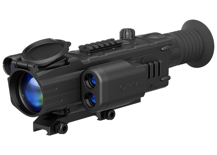 Pulsar Digisight Ultra N455 LRF Digital Night Vision Hunting Scope with Laser Rangefinder